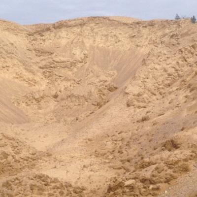 Морской песок для бетона
